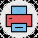 Fax Printer Office Icon