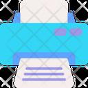Printer Office Technology Icon