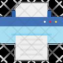 Fax Machine Printer Facsimile Icon