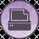 Printer Hardware Device Icon