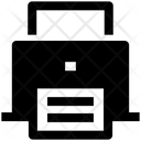 Printer Document Fex Icon