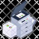 Printing Machine Printer Laser Printer Icon