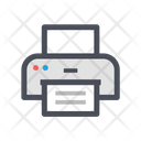 Printer Print Printing Icon