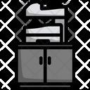 Printer Document Copy Icon