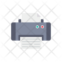 Printer Photocopier Wireless Icon