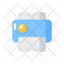 Print Interface Button Icon