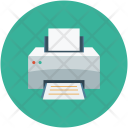 Printer Fax Inkjet Icon