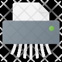 Printer Paper Document Icon