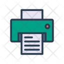Printer Fax Copy Icon