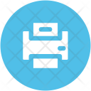 Printer Facsimile Machine Icon
