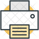 Printer Printing Machine Icon