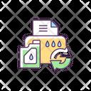 Printer Cartridge Refill Icon