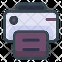 Printer Document Printing Machine Printer Papers Icon