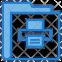 Printer Documents Icon