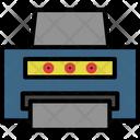 Printer Paper Icon
