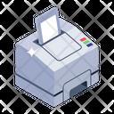 Printer Printing Machine Photocopier Icon