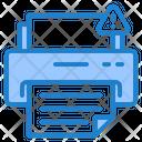 Printing Notification Icon