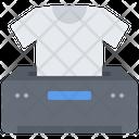 Printing tshirt Icon