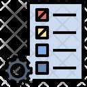 Prioritisation Plan Mission Icon