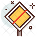 Priority End Icon