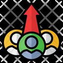 Priority Queue Fast Lane Vip Membership Icon