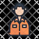 Prisioner Prison Person Icon