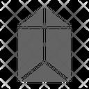 Prism D Model Icon