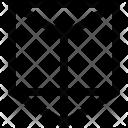 Triangular Prism Shape Icon