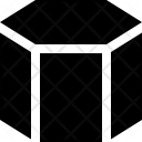Hexagonal Prism Shape Icon