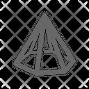 Prism Geometry Icon
