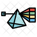 Prism Light Physic Icon