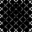Prison Prisoner Thief Icon