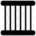 Prison Jail Lockup Icon