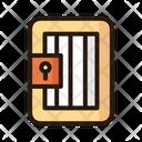 Prison Jail Lockup Icon