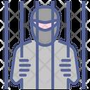 Prisoner Thief Suspect Icon