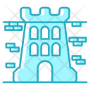 Prison Holding Cell Icon