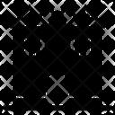 Prison Building Jail Icon