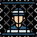 Prison Jail Prisoner Icon