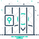 Prison Gel Lockup Icon