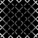 Prison Jail Penitentiary Icon