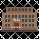 Prison Government Building Icon