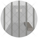 Prison Cell Jail Icon