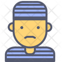 Prisoner Punishment Jail Icon