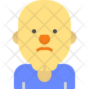 Prisoner Beaten Nose Icon
