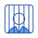 Prisoner Prison Jail Icon
