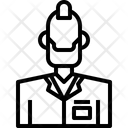 Prisoner Criminal Inmate Icon