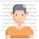 Prisoner Law Justice Icon