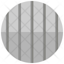 Prisoner Cell Bars Icon