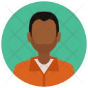 Inmate Man Avatar Icon