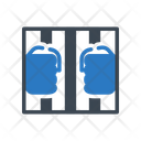 Prisoner Jail Cage Icon